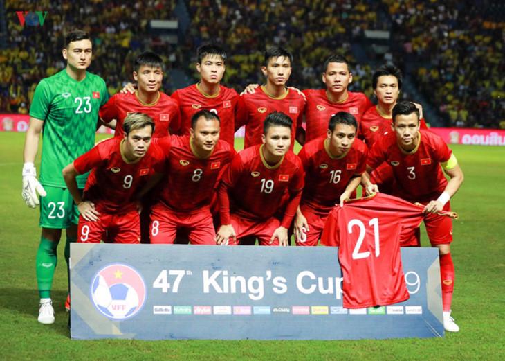 Trái với thường lệ, ĐT Việt Nam sẽ được mặc trang phục đỏ truyền thống trong trận đấu với ĐT Thái Lan diễn ra vào 19h tối nay (5/9).