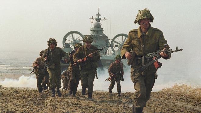 Các chiến dịch đổ bộ của Nga thường không được lên kế hoạch và tổ chức một cách kỹ lưỡng.