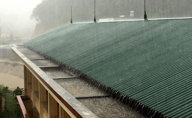 Cấp độ rủi ro thiên tai của đợt mưa này là cấp độ 1.