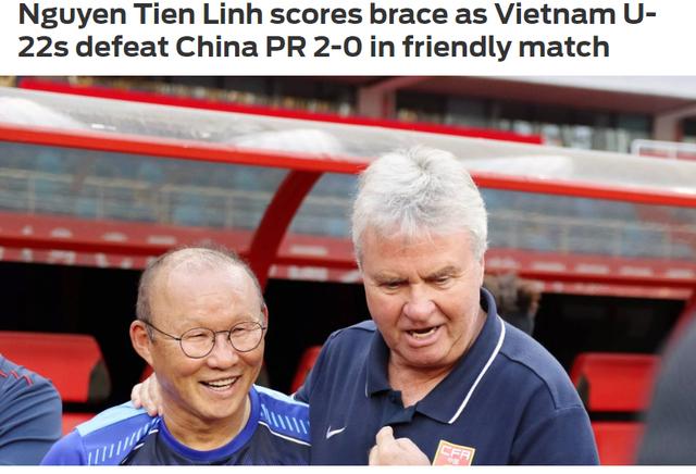 Tờ Fox Sport ấn tượng với màn trình diễn của U22 Việt Nam.