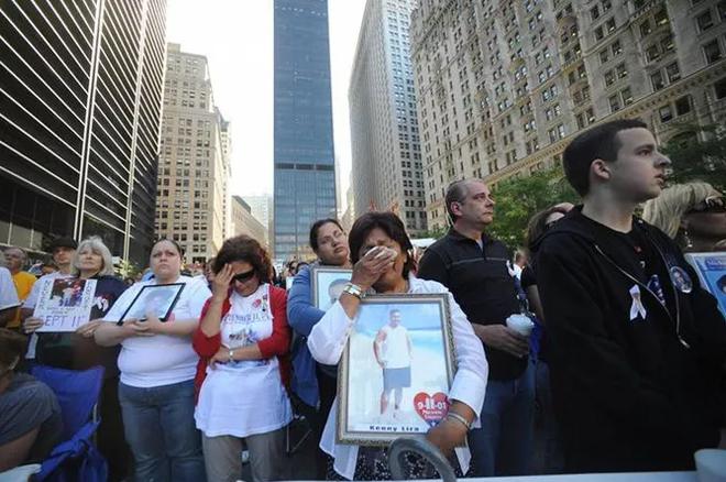 Gần 3.000 người thiệt mạng trong các vụ tấn công khủng bố ở Mỹ ngày 11-9-2001.