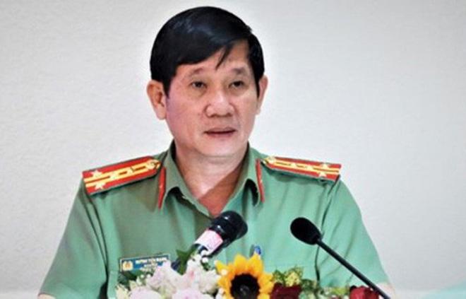 Đại tá Huỳnh Tiến Mạnh. Ảnh: Báo Đồng Nai.