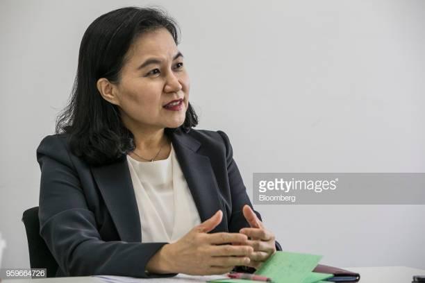 Bộ trưởng Thương mại Hàn Quốc Yoo Myung-hee.