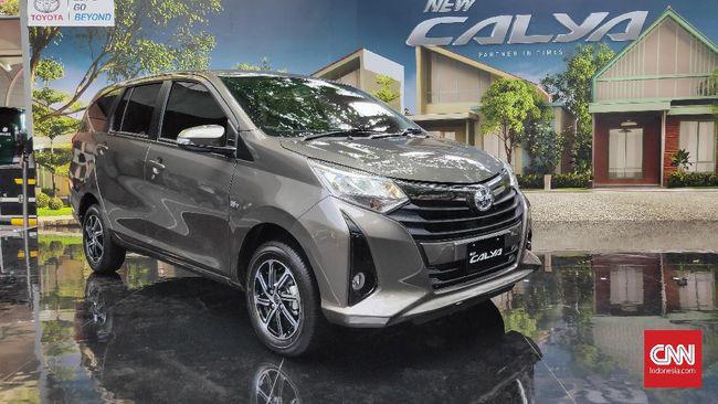 Toyota Calya 2019 mới được ra mắt tại Indonesia.