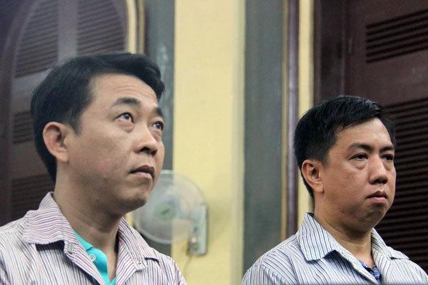 Nguyễn Minh Hùng và Võ Mạnh Cường