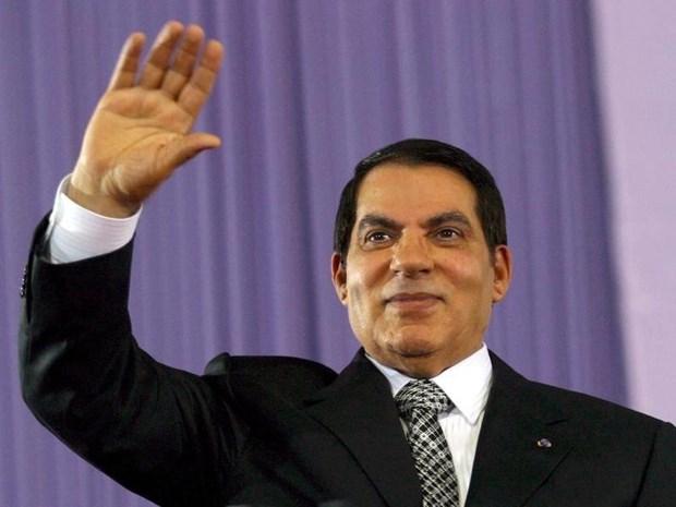 Cựu Tổng thống Tunisia Zine El-Abidine Ben Ali qua đời.