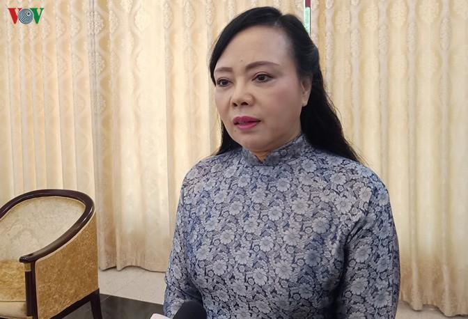Bộ trưởng Y tế Nguyễn Thị Kim Tiến cho biết, sẽ phối hợp với các cơ quan chức năng để xử lý nghiêm, đúng người, đúng tội.