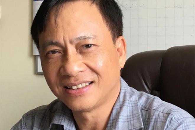 Ông Trần Quốc Tuấn, nguyên Giám đốc Ngân hàng Nhà nước Chi nhánh Đồng Nai.