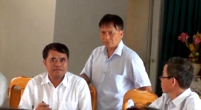 Ông Tuấn và Hiển.