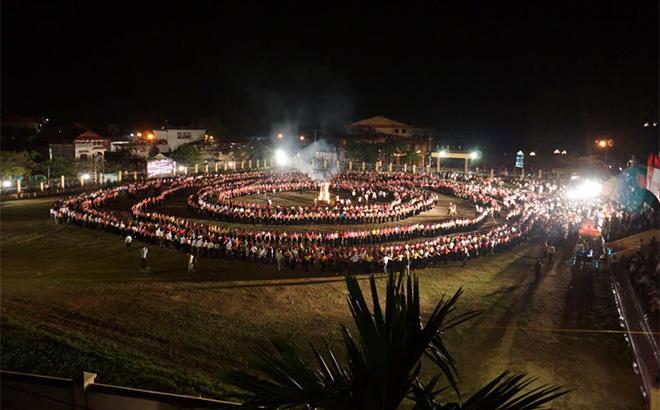Xòe Thái cổ Mường Lò - Nghĩa Lộ đã trở thành thương hiệu nghệ thuật, du lịch.