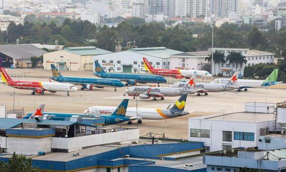 Nối lại đường bay quốc tế với các đối tác
