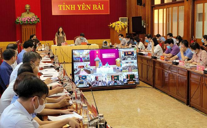 Ngày 1/9, UBND tỉnh Yên Bái cũng đã có Quyết định số 1892/QĐ-UBND về việc thành lập Trung tâm Chỉ huy phòng chống dịch bệnh COVID-19 tỉnh Yên Bái. Ảnh minh họa