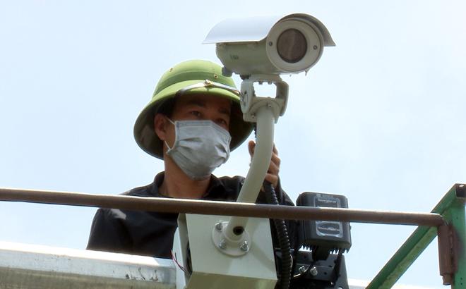 Các đơn vị thi công đang gấp rút hoàn thiện những công đoạn cuối cùng để đưa hệ thống camera vào vận hành theo đúng kế hoạch.