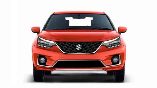 Maruti Suzuki Baleno phiên bản nâng cấp 2022 sắp ra mắt tại Ấn Độ.