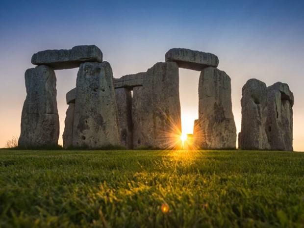 Công trình tượng đài cự thạch Stonehenge. (Nguồn: Getty Images)
