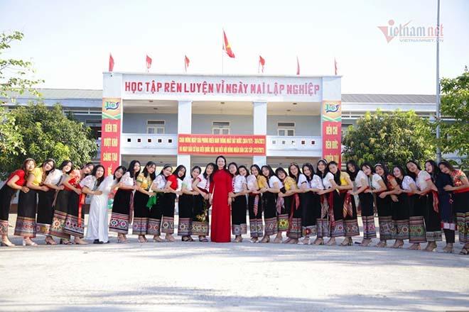 Trường Phổ thông Dân tộc nội trú THPT số 2 Nghệ An có 36 học sinh đỗ đại học từ 30 điểm trở lên ở mùa tuyển sinh năm 2021.