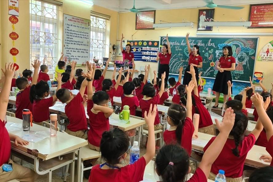 Tính đến tối 19.9, cả nước có 25 tỉnh, thành dạy học trực tiếp cho 100% học sinh.
