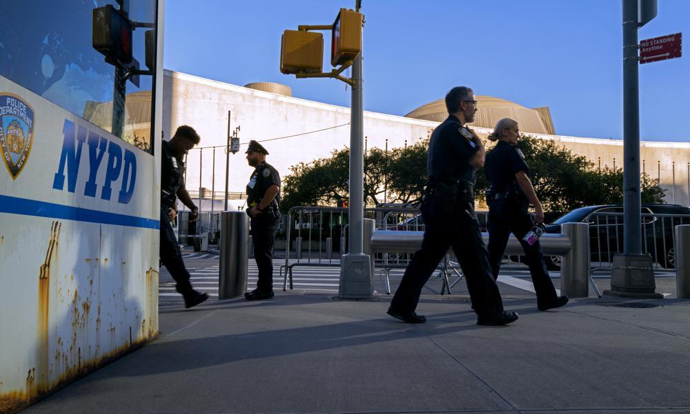 Thành phố New York siết chặt an ninh trước thềm khai mạc kỳ họp Đại hội đồng LHQ.
