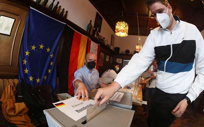 Người Đức đi bỏ phiếu ngày 26/9.